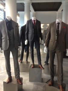 Great looking custom suits for Calgary Men
