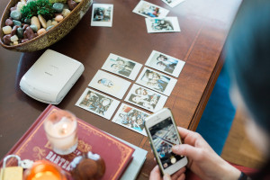 Instax, bringing printed photos back to the people.