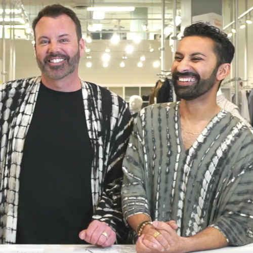 Kaftans, Robes and Kimonos, oh my!